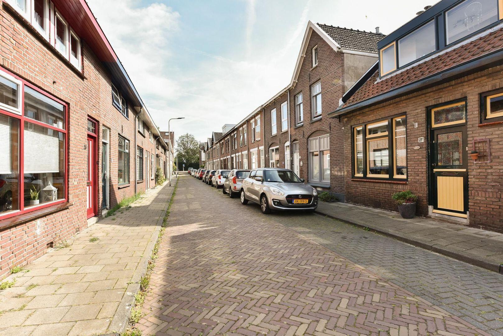 Vorselenburgstraat 25 a, Alphen Aan Den Rijn foto-16 blur