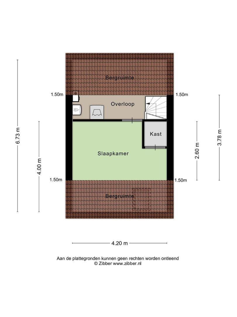 Papiermolen 1, Alphen Aan Den Rijn plattegrond-15