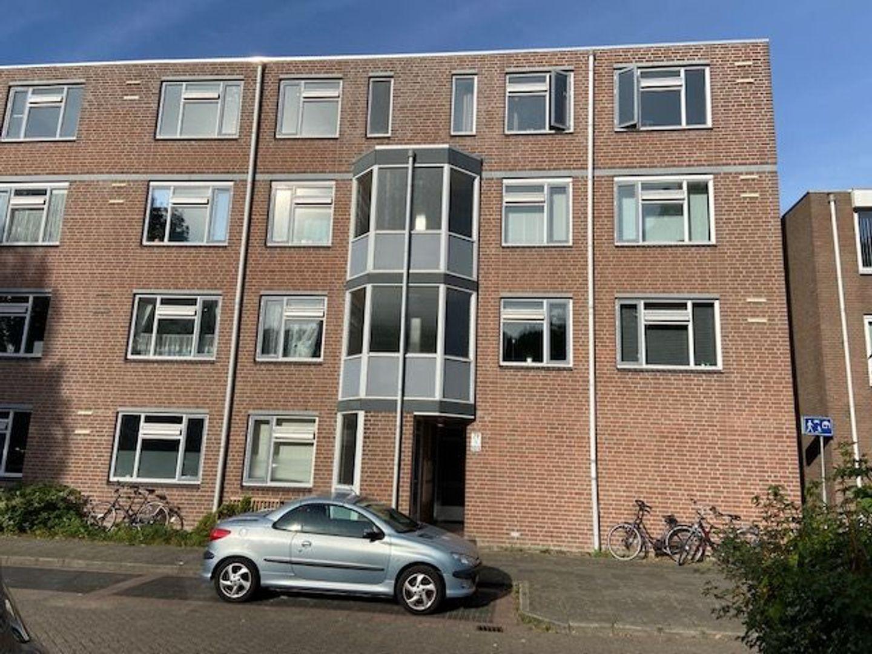 Wagenmaker 105, Alphen Aan Den Rijn foto-1 blur