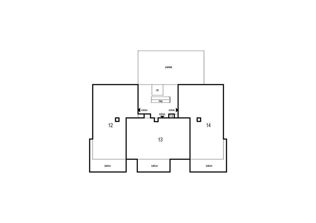 SLIK Hoek-Appartement 9 ong, Delfzijl foto-10
