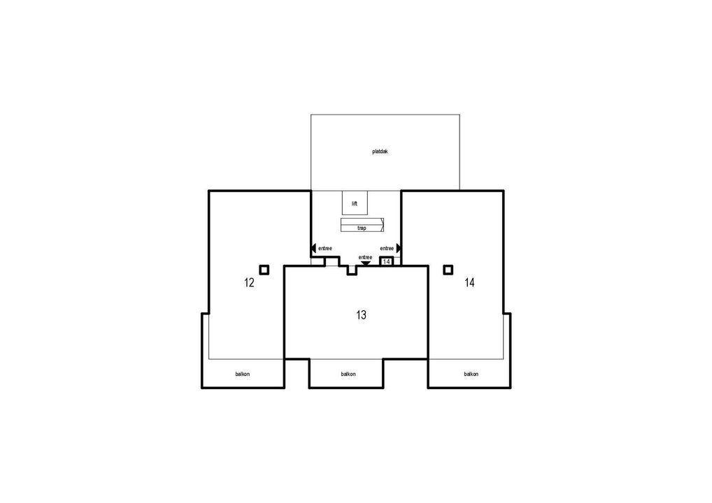 SLIK Hoek-Appartement 11 ong, Delfzijl foto-10