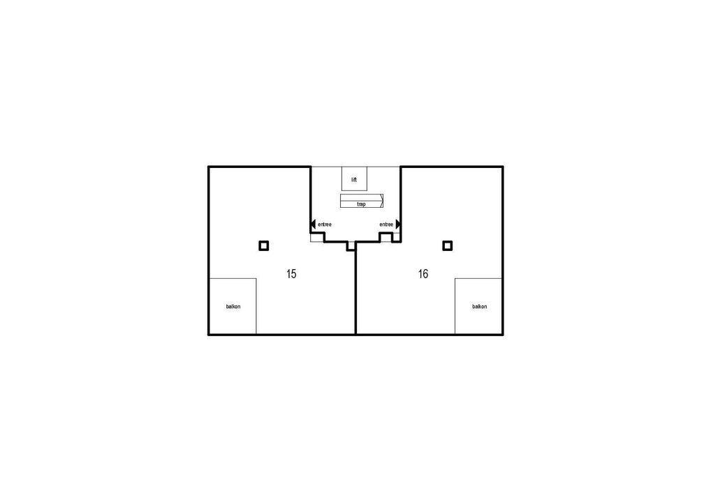 SLIK Hoek-Appartement 12 ong, Delfzijl foto-11