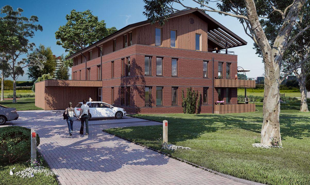 24 Appartementen, Kwelderland, Delfzijl foto-0