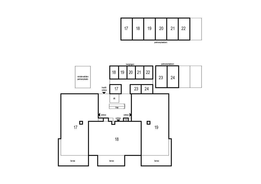 24 Appartementen, Kwelderland, Delfzijl foto-7