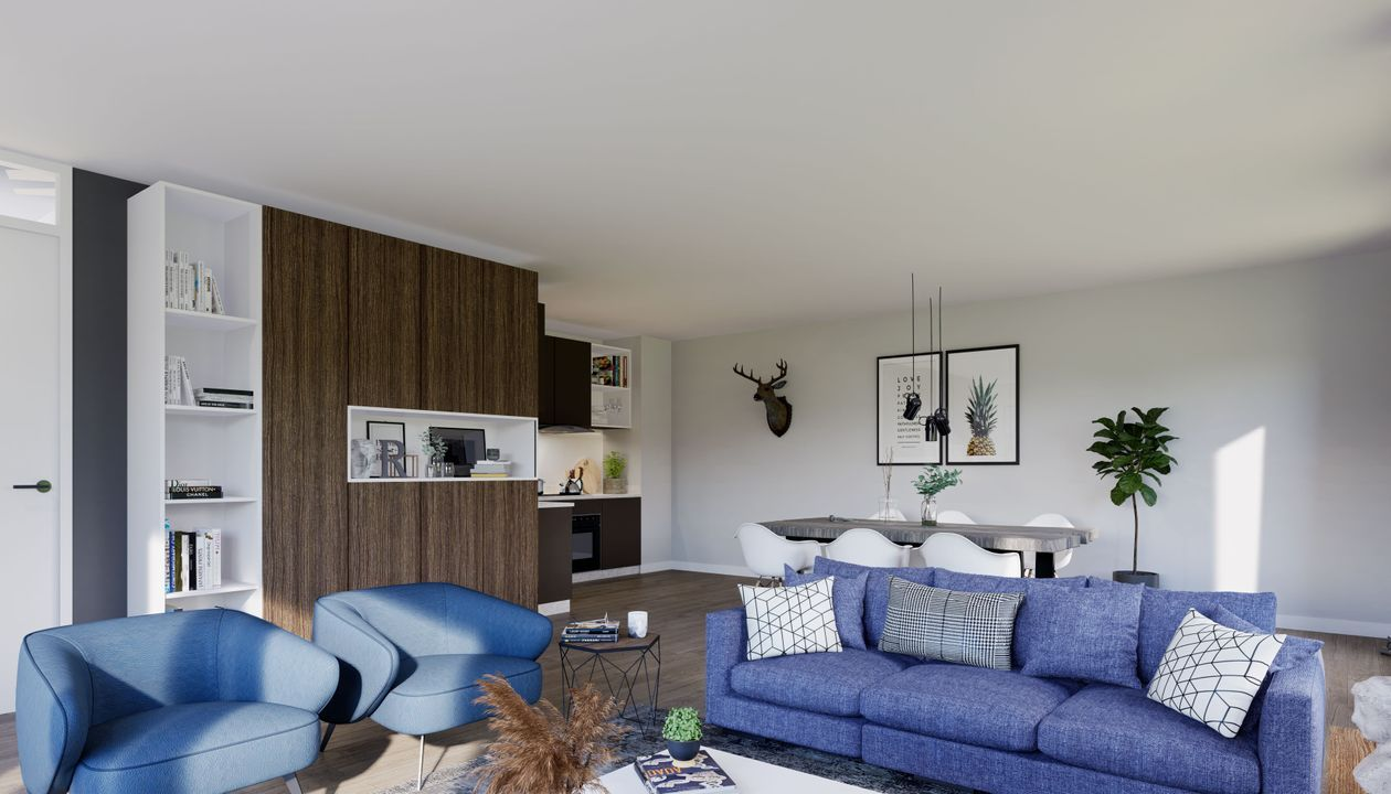 24 Appartementen, Kwelderland, Delfzijl foto-15