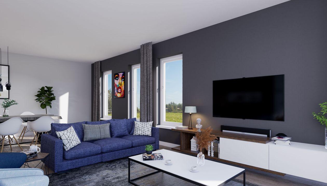 24 Appartementen, Kwelderland, Delfzijl foto-13