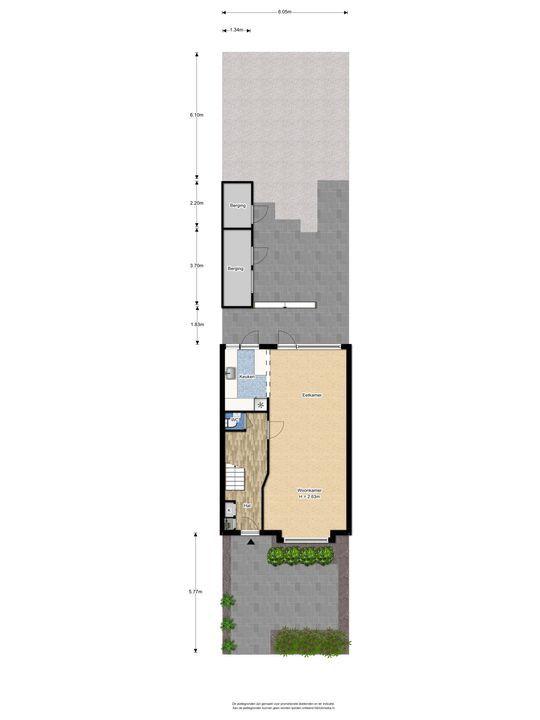 Mauvelaan 3, Leidschendam floorplan-3