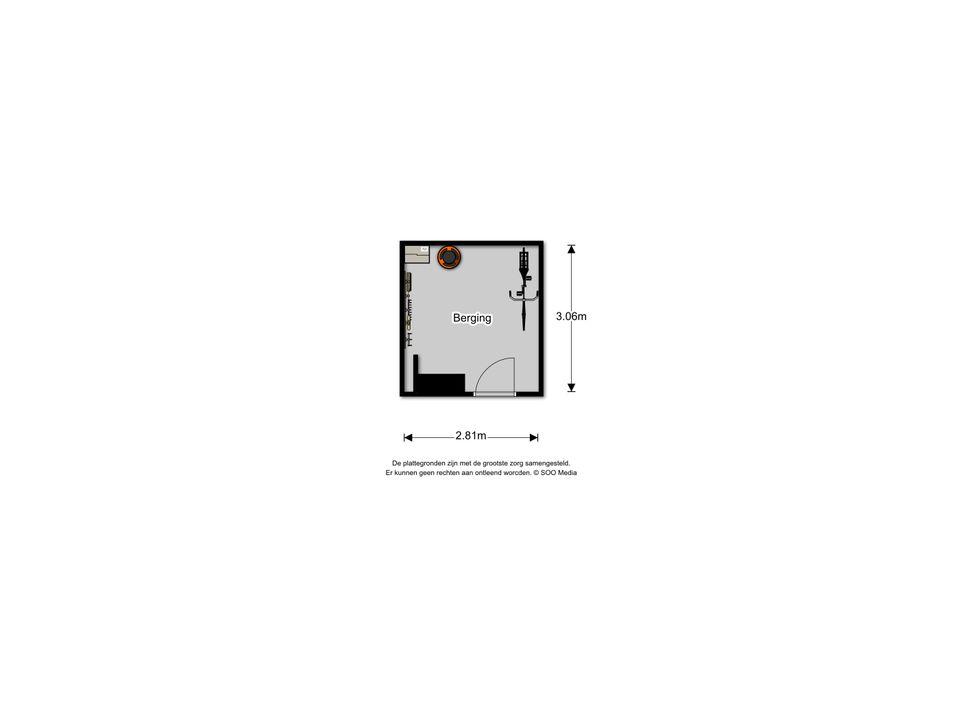 Aart van der Leeuwkade 165, Voorburg floorplan-1