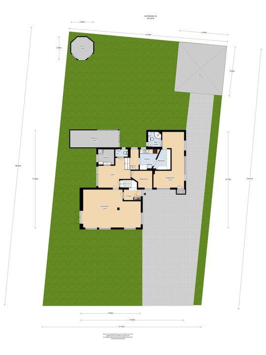Noordweg 54, Den Haag floorplan-4