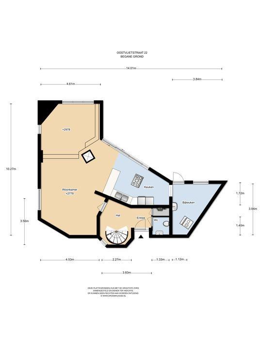 Oostvlietstraat 22, Voorburg floorplan-0