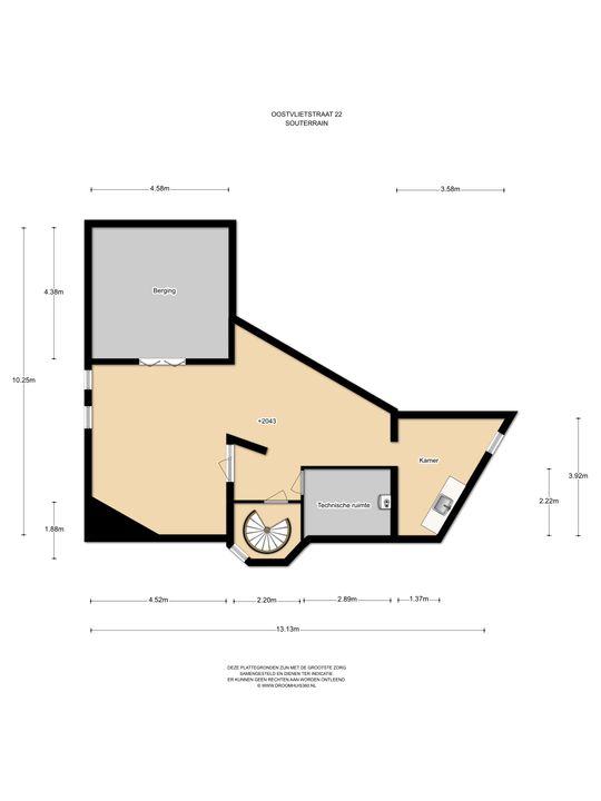 Oostvlietstraat 22, Voorburg floorplan-3