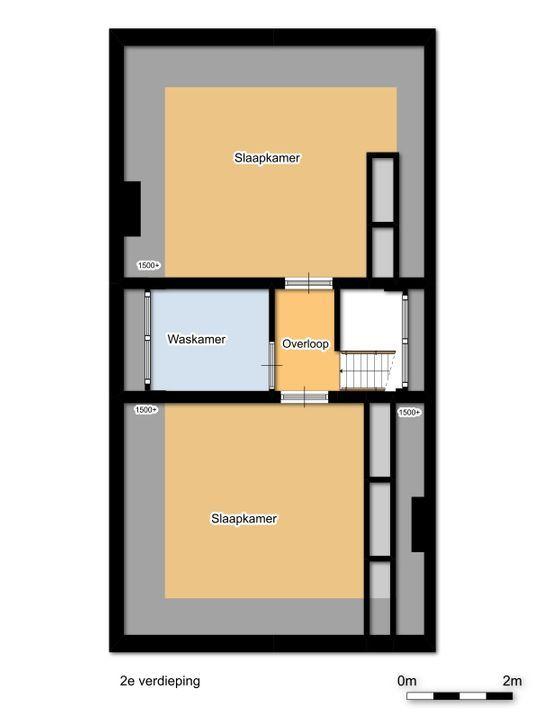 Laan van Oostenburg 25, Voorburg floorplan-2