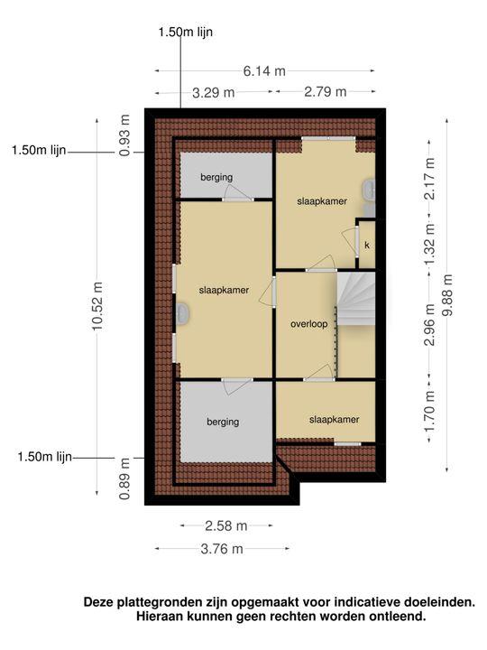 Park Vronesteyn 45, Voorburg floorplan-2