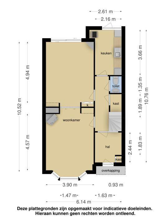 Park Vronesteyn 45, Voorburg floorplan-0