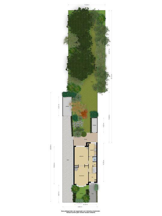 Park Vronesteyn 45, Voorburg floorplan-3