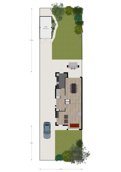 Park Vronesteyn 18, Voorburg floorplan-4