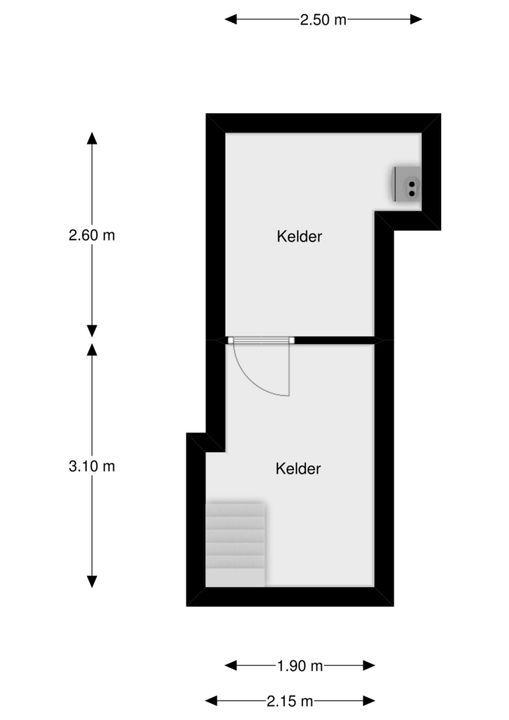 Park Vronesteyn 18, Voorburg floorplan-3