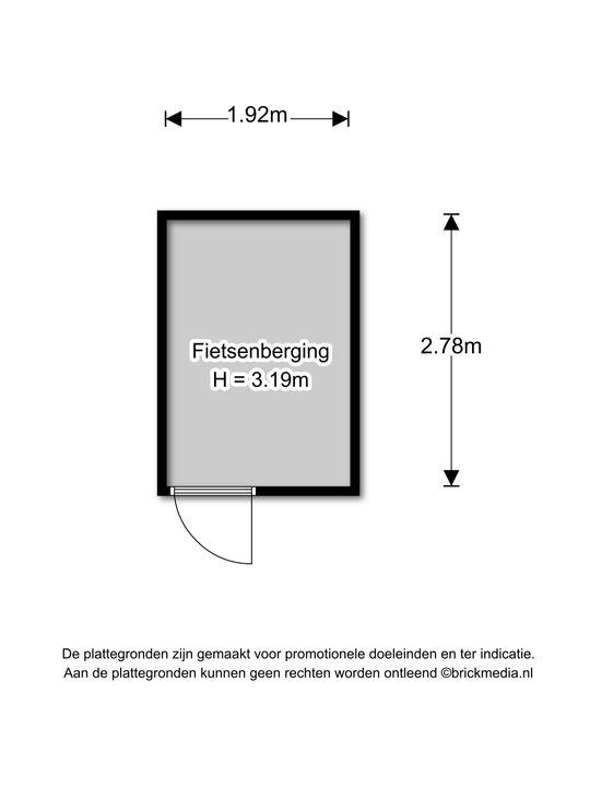 Prins Bernhardlaan 121, Voorburg floorplan-2