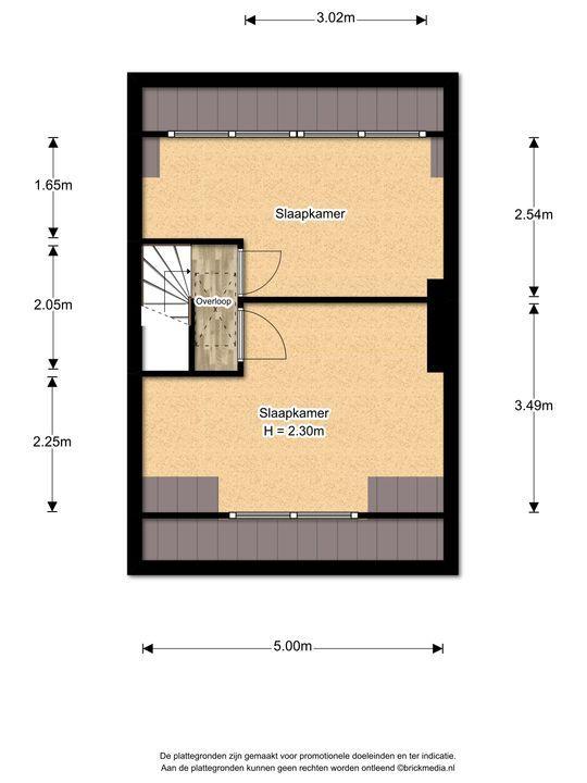Agrippinastraat 40, Voorburg floorplan-2