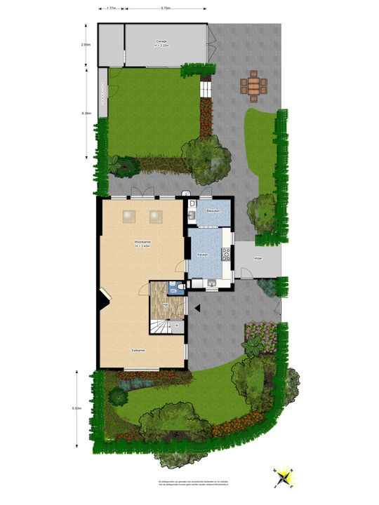 Mauvelaan 39, Leidschendam floorplan-3
