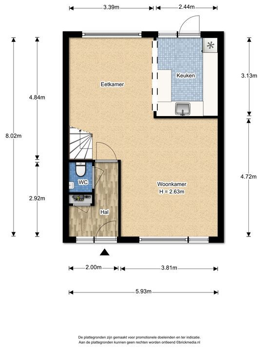 Graaf Adolflaan 9, Leidschendam floorplan-0