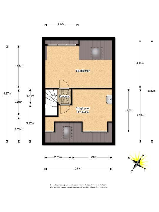 Veursestraatweg 37, Leidschendam floorplan-2