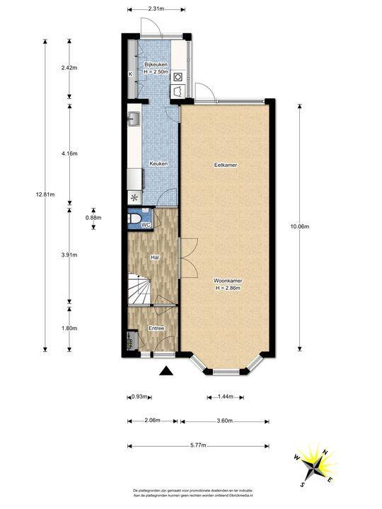 Veursestraatweg 37, Leidschendam floorplan-0