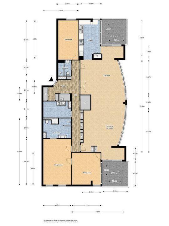 Noteboompark 167, Voorburg floorplan-0