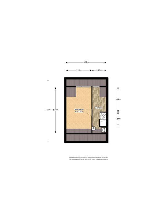 Hendrik van Randwijkstraat 7, Leidschendam floorplan-2