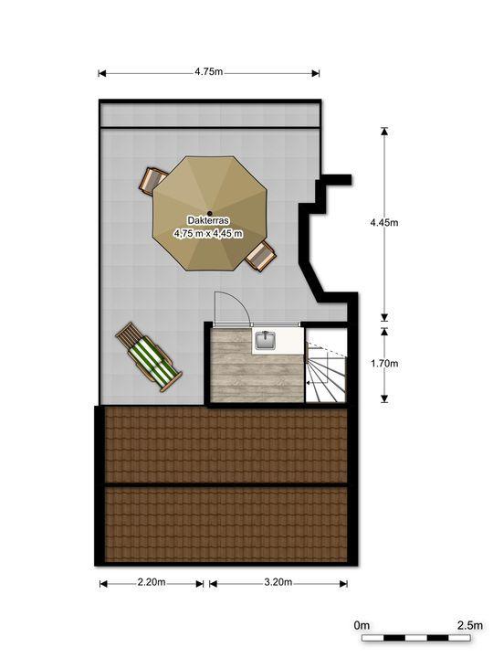 van Faukenbergestraat 138, Voorburg floorplan-2