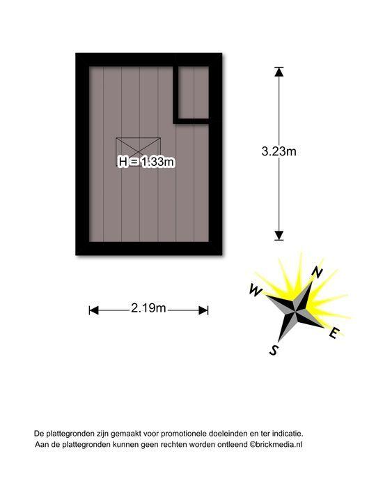 Penningkruid 1, Nootdorp floorplan-3