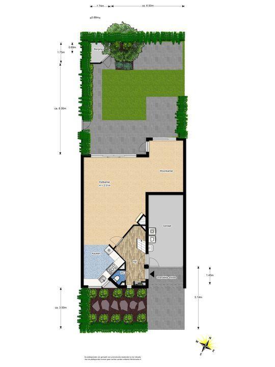 Penningkruid 1, Nootdorp floorplan-4