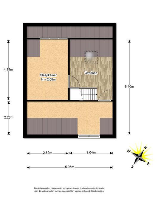 Waalhofflaan 3, Voorburg floorplan-2
