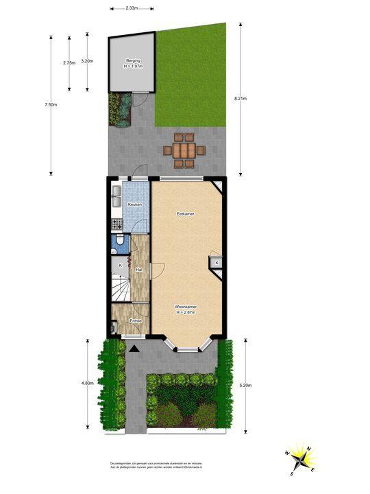 Waalhofflaan 3, Voorburg floorplan-3