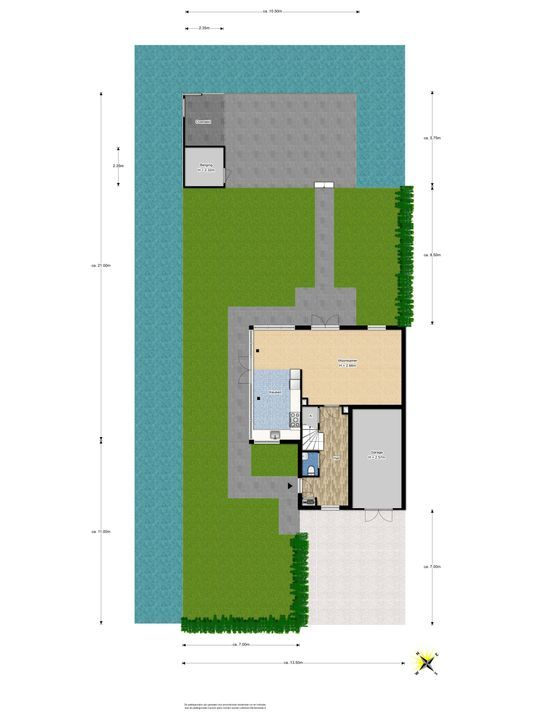 Watermolensingel 18, Leidschendam floorplan-3