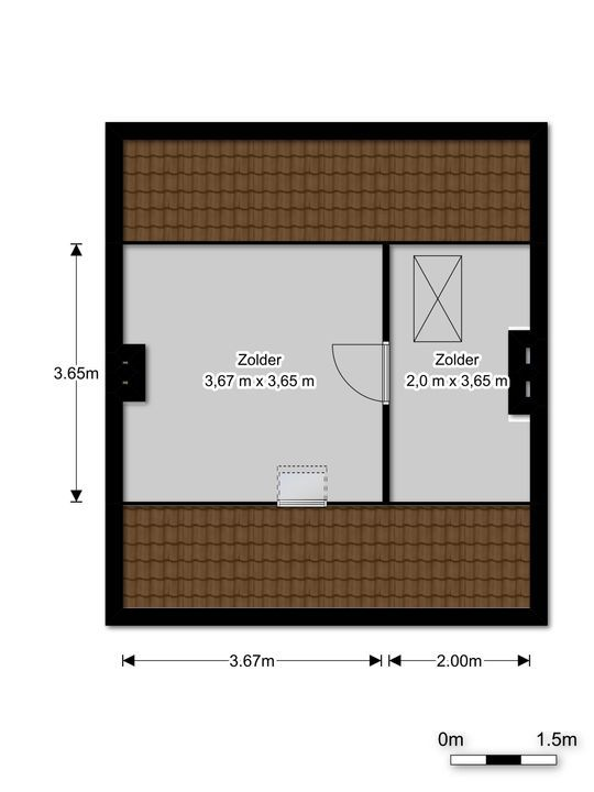 Nicolaas Beetslaan 26, Voorburg floorplan-2