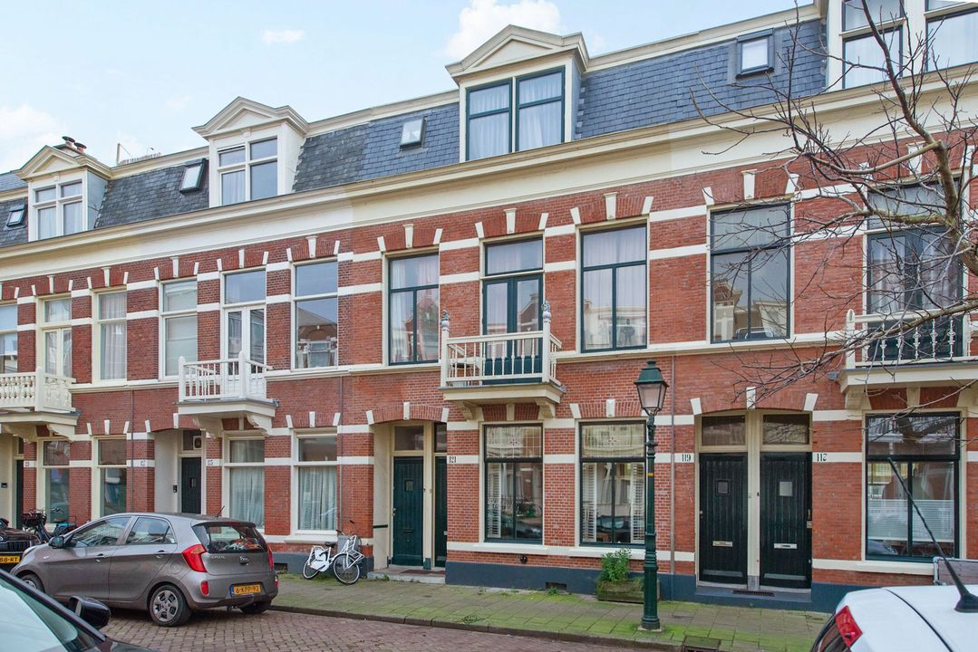Dirk Hoogenraadstraat 121, Den Haag foto-0