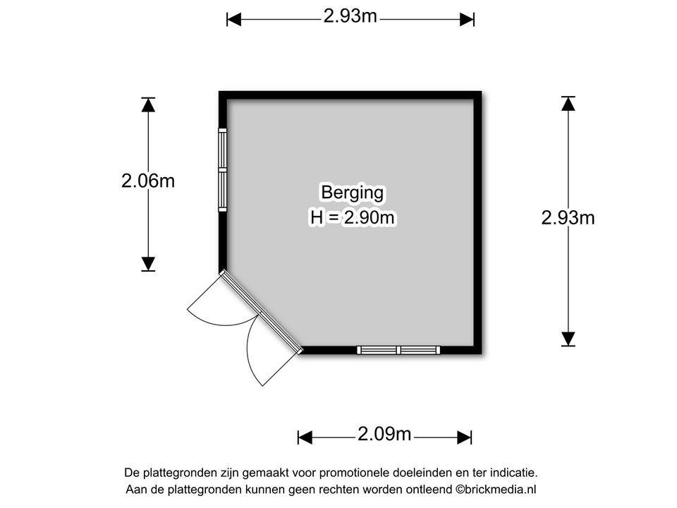 De Stelling 1, Leidschendam floorplan-3