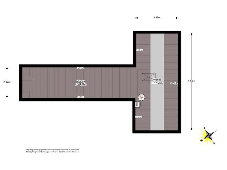 De Stelling 1, Leidschendam floorplan-2