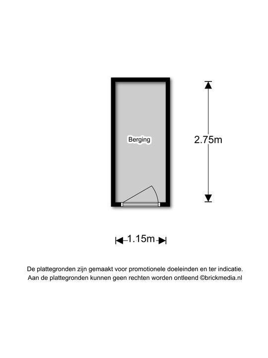 Populierendreef 193, Voorburg floorplan-1