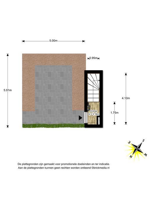 Tuinluststraat 24, Voorburg floorplan-0