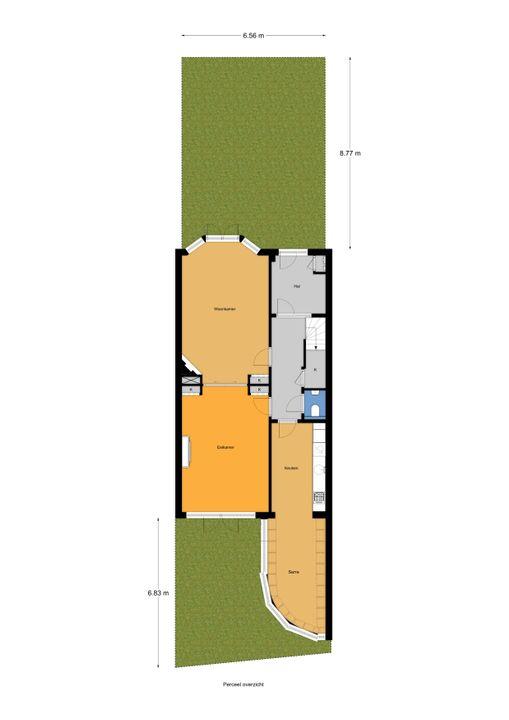 Laan van Leeuwesteyn 2, Voorburg floorplan-4