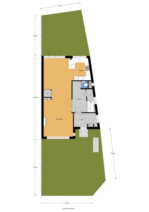 Parkweg 312, Voorburg floorplan-3