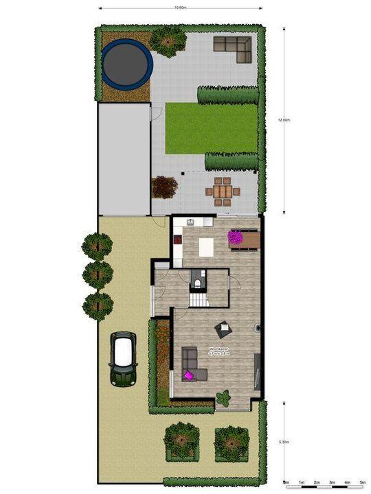 Rietkade 3, Den Haag floorplan-4