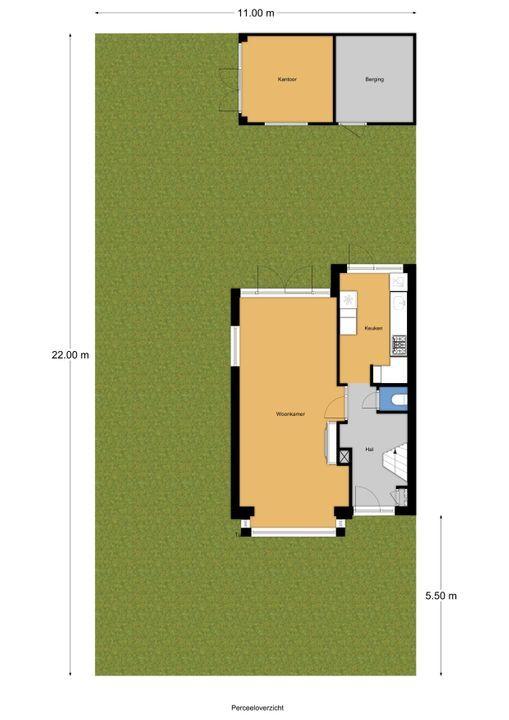 Minister Gerbrandystraat 9, Nootdorp floorplan-4