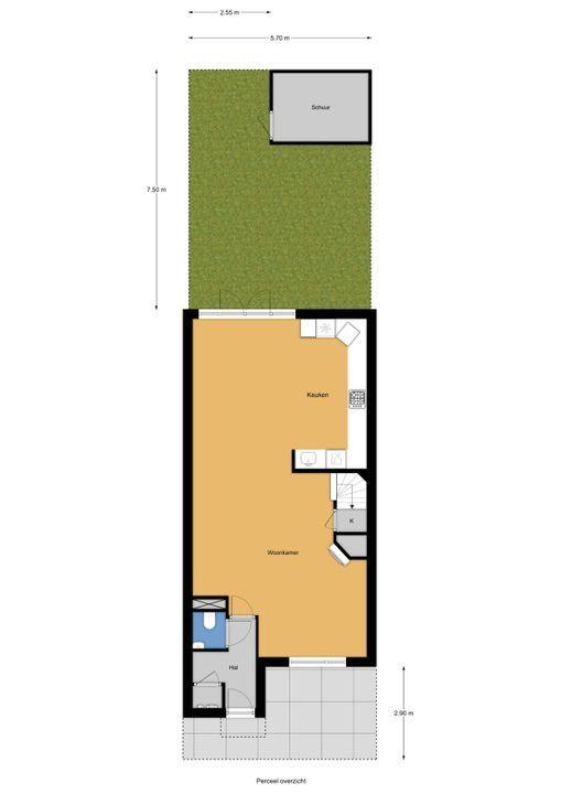 Condorweg 15, Berkel En Rodenrijs floorplan-5