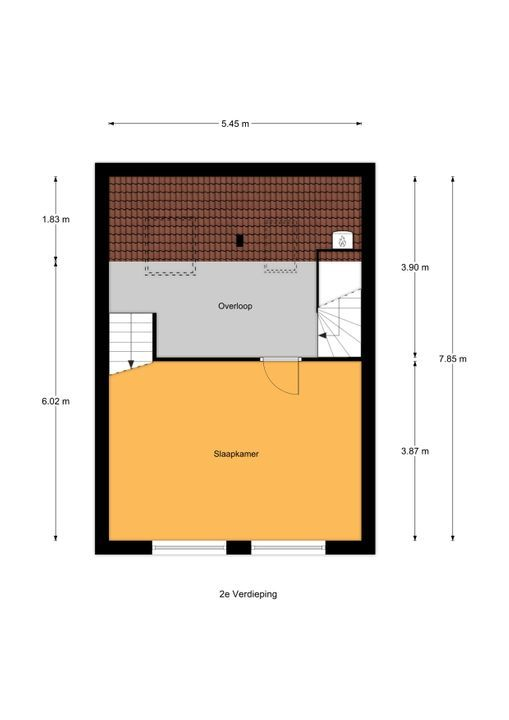 Condorweg 15, Berkel En Rodenrijs floorplan-2