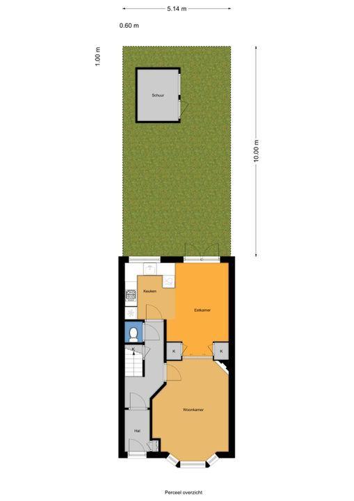 Agrippinastraat 53, Voorburg floorplan-5