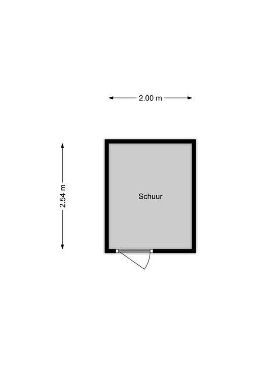 Loolaan 22, Voorburg floorplan-3