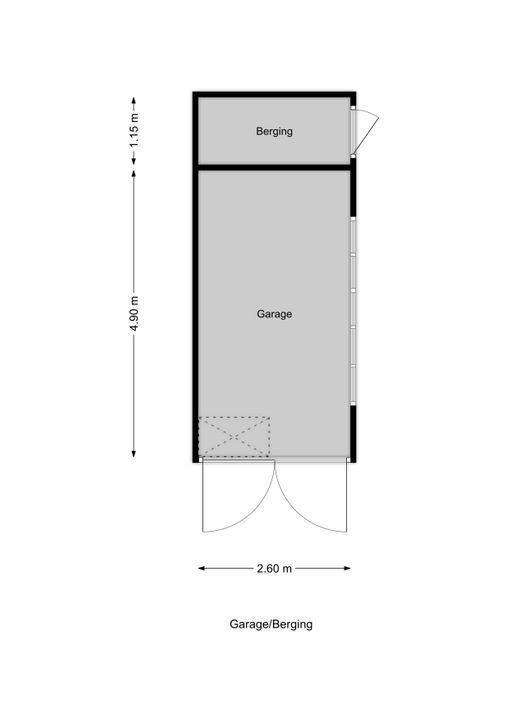 Schellinglaan 3, Voorburg floorplan-4